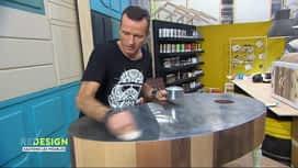 Redesign: Sauvons les meubles ! : Comment brunir un métal ferreux?