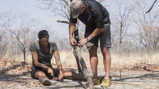 À l'état sauvage : Laure Manaudou dans les pas de Mike Horn