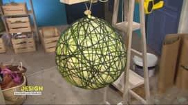 Redesign: Sauvons les meubles ! : Comment réaliser une lampe à l'aide d'un ballon ?