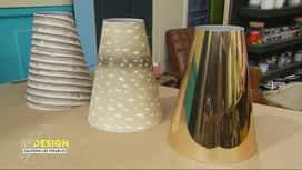 Redesign: Sauvons les meubles ! : Comment créer un lustre à partir de seaux ?