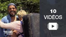 The Island : Le top vidéos de la soirée 2 - The Island : les naufragés