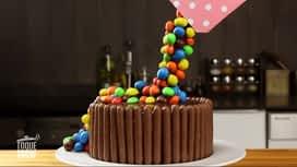Toque show : Un gâteau d'anniversaire spectaculaire mais très simple à faire
