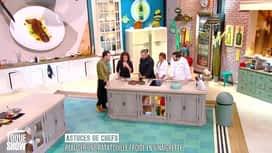 Toque show : Semaine 3 - Épisode 1