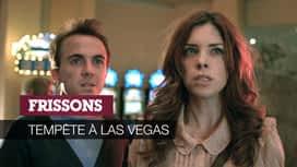 Tempête à Las Vegas en replay