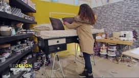 Redesign: Sauvons les meubles ! : Comment créer un divan original ?