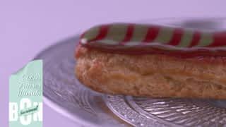 L'éclair fraise-wasabi / La tartelette caramel spéculoos