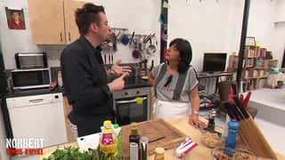 Nathalie et sa cuisine au micro-onde / Florian et sa normandiflette