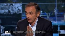 Zemmour & Naulleau : L'avis très critiqué de Zemmour à propos du gouvernement annoncé