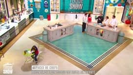 Toque show : Semaine 9 - Épisode 1