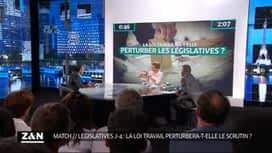 Zemmour & Naulleau : La loi du travail pourrait-elle nuire à «En marche!»?