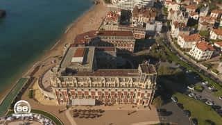 Palace sur l'Atlantique