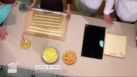 Toque show : De jolis décors pour tartes