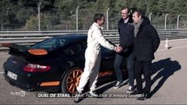 Turbo : Duel de stars: Cédric Pioline face à Amaury Leveaux!