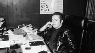 Larry Flynt : le pornographe