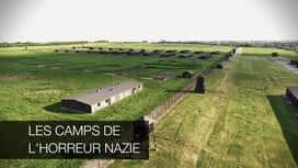 Les camps de l'horreur nazie en replay