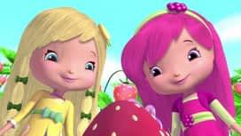 Charlotte aux fraises : Travail d'équipe
