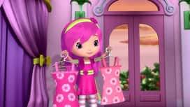 Charlotte aux fraises : Une étoile de la mode est née