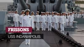 USS Indianapolis en replay