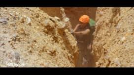 À l'état sauvage : Premier test pour Shy'm : escalader une falaise de 200m !