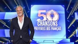 Les 50 chansons préférées des Français en replay
