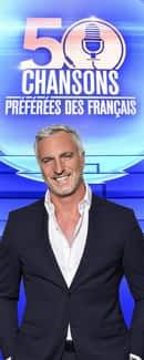 Les 50 chansons préférées des Français