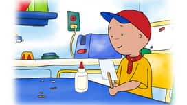 Caillou noel streaming