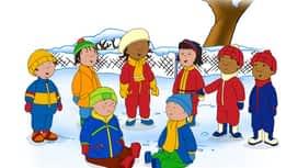 Caillou : Caillou chante Noël