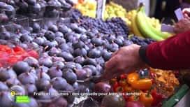 E = M6 spécial Nutrition : Fruits et légumes: des conseils pour bien les acheter !