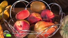 E = M6 spécial Nutrition : Fruits et légumes: comment éviter leur gaspillage !