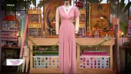 Cousu main : La robe de demoiselle d'honneur de Tanya Sayer
