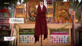 Cousu main : La robe demoiselle d'honneur de Mélanie d'inspiration Maryline Monroe