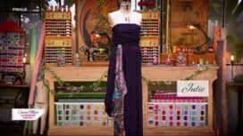 Cousu main : La robe demoiselle d'honneur de Julie