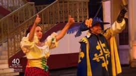 40 ans du Puy du Fou : «Les mousquetaires de Richelieu», avec Julia Vignali et Jérôme Anthony