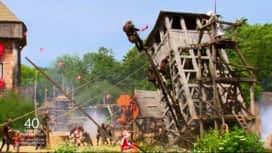 40 ans du Puy du Fou : Les cascades de Philippe Etchebest en Viking