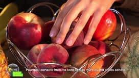E = M6 spécial Nutrition : Pourquoi certains fruits ne sont-ils pas mûrs quand on les achète ?