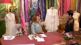 Cousu main : Les conseils de Delphine Manivet pour customiser une robe de mariée