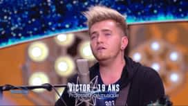 Nouvelle Star : Victor - All I want (Kodaline)