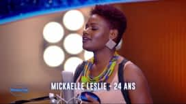Nouvelle Star : Mickaelle Leslie - How deep is your love (Calvin Harris)