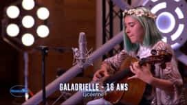 Nouvelle Star : Galadrielle - Bidonville (Claude Nougaro)