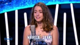 Nouvelle Star : Maureen - Moi aimer toi (Vianney)