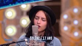 Nouvelle Star : Solène – Ces idées-là (Louis Bertignac)