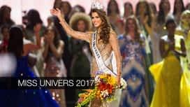 Miss Univers 2017 en replay