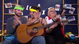 Nouvelle Star : Lola box : Carla, Mathieu, Yadam, Lizahé et Marc-André