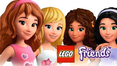 Lego Friends en replay