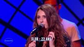 Nouvelle Star : Slon – La bonne étoile (M)