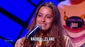 Nouvelle Star : Rachel – Walking on the moon (Police)
