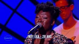 Nouvelle Star : Indy Eka – Here (Alessia Cara)