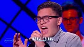 Nouvelle Star : Yadam – I'm not the only one (Sam Smith)