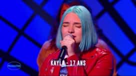 Nouvelle Star : Kayla - Can't hold us (Macklemore & Ryan Lewis)