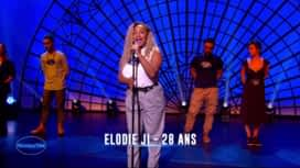Nouvelle Star : Elodie Ji - At last ( Etta James)